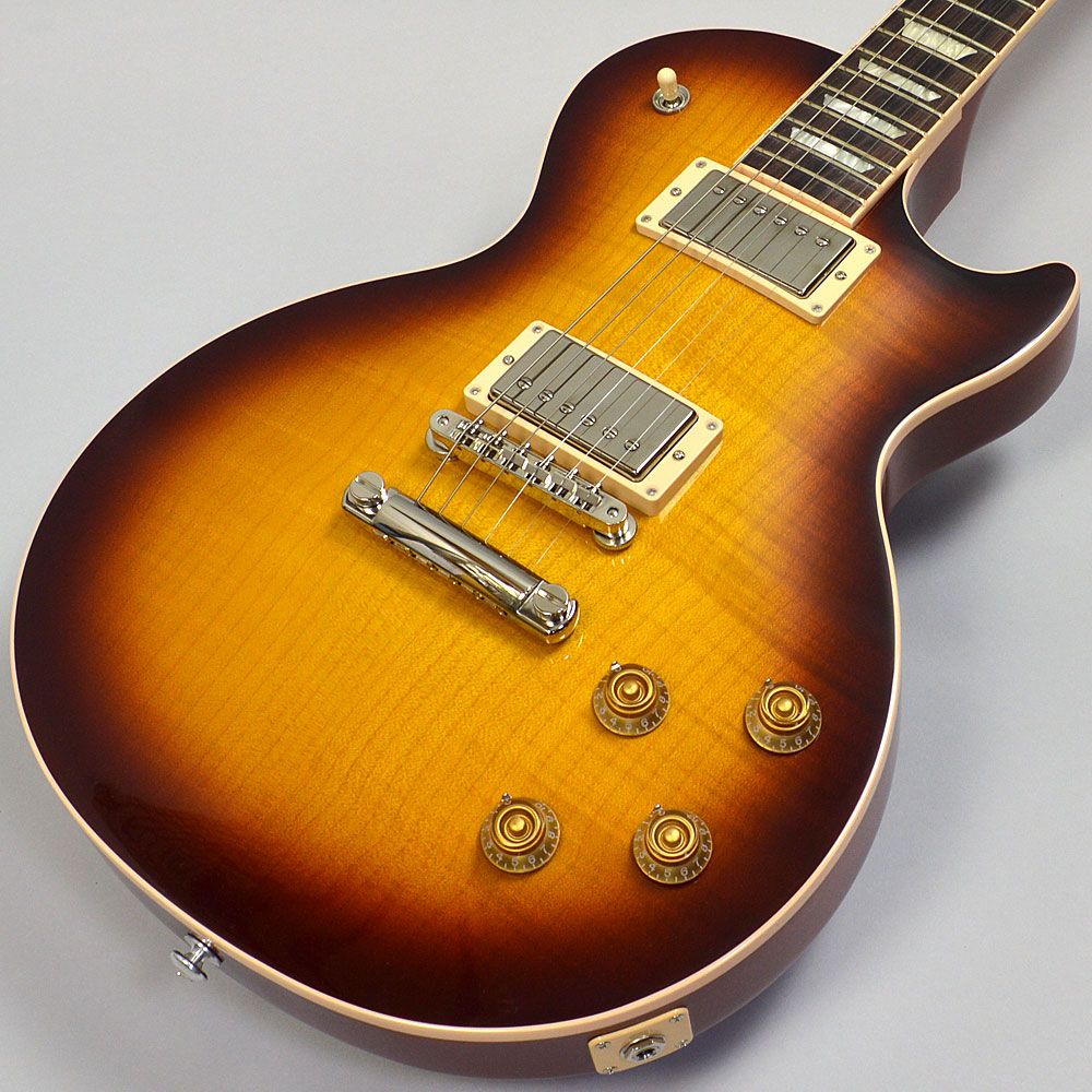 Les Paul Traditional 2017 T Iced Teaのボディトップ-アップ画像