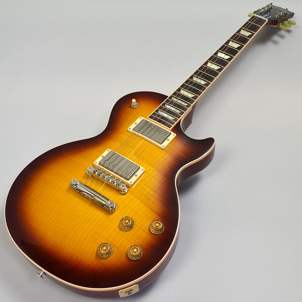 Les Paul Traditional 2017 T Iced Teaの全体画像(縦)