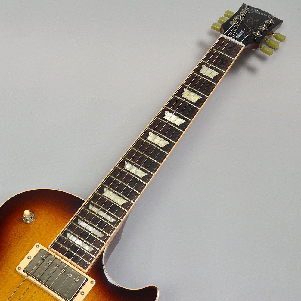 Les Paul Traditional 2017 T Iced Teaの指板画像