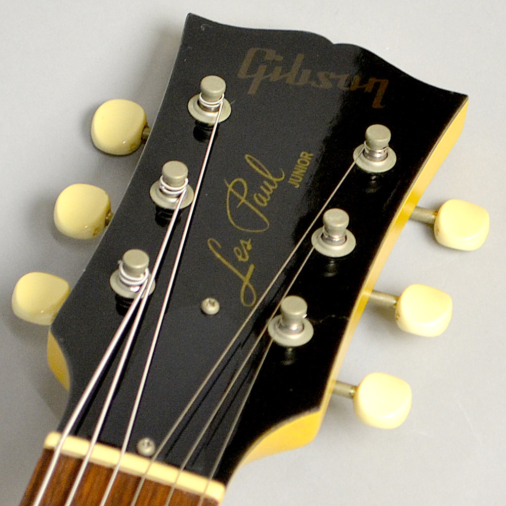 Les Paul Junior DC Limited Editionのヘッド画像