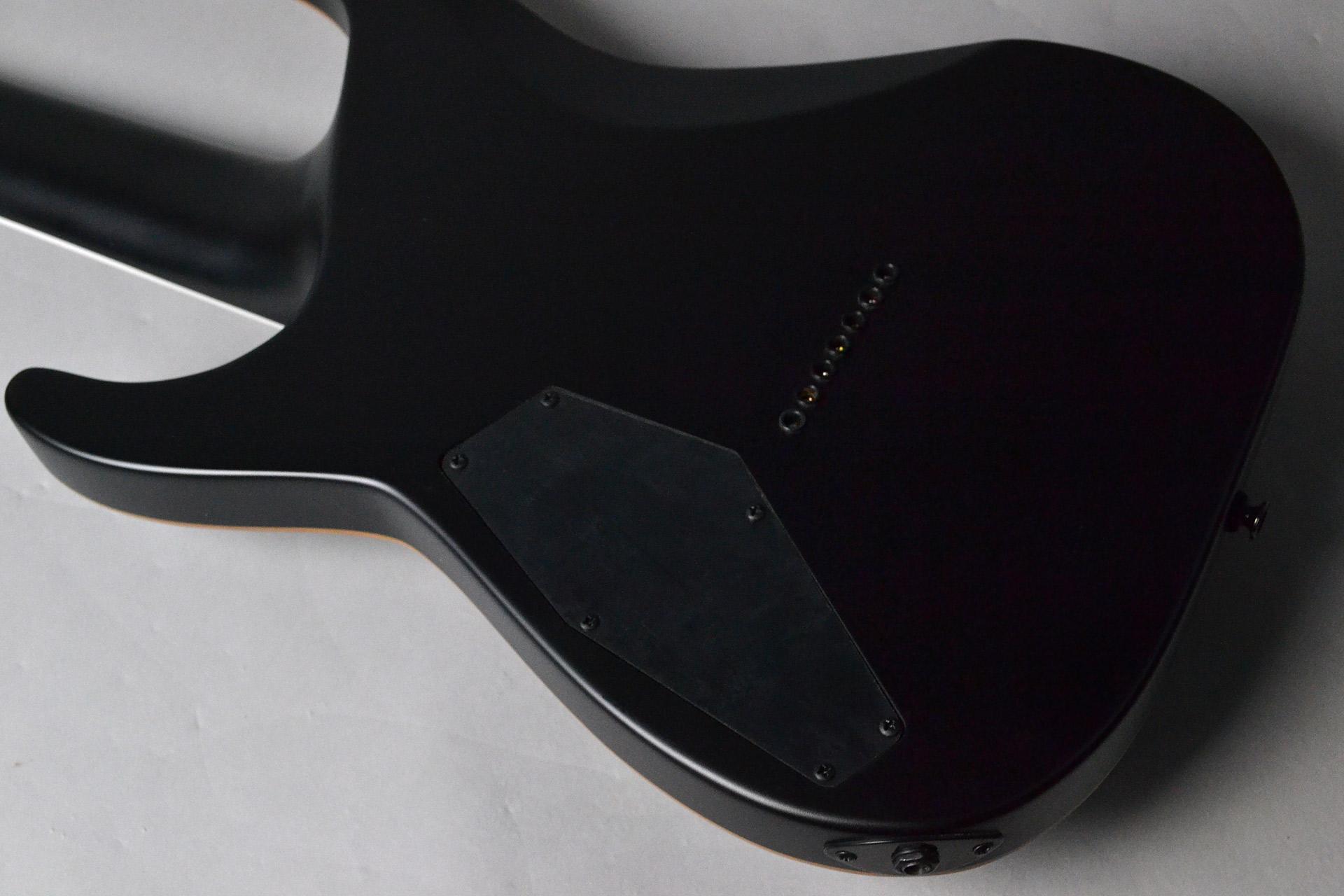 G-HR-60FX7 Black Satinのボディバック-アップ画像