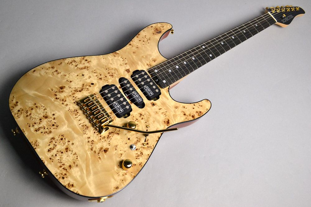 NV-DX-24-MH-VTR/MAPPA BURL/E Gloss Natural