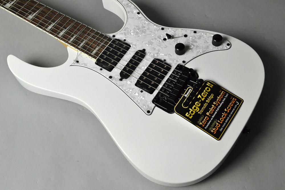 RG350DXZ Whiteのボディトップ-アップ画像