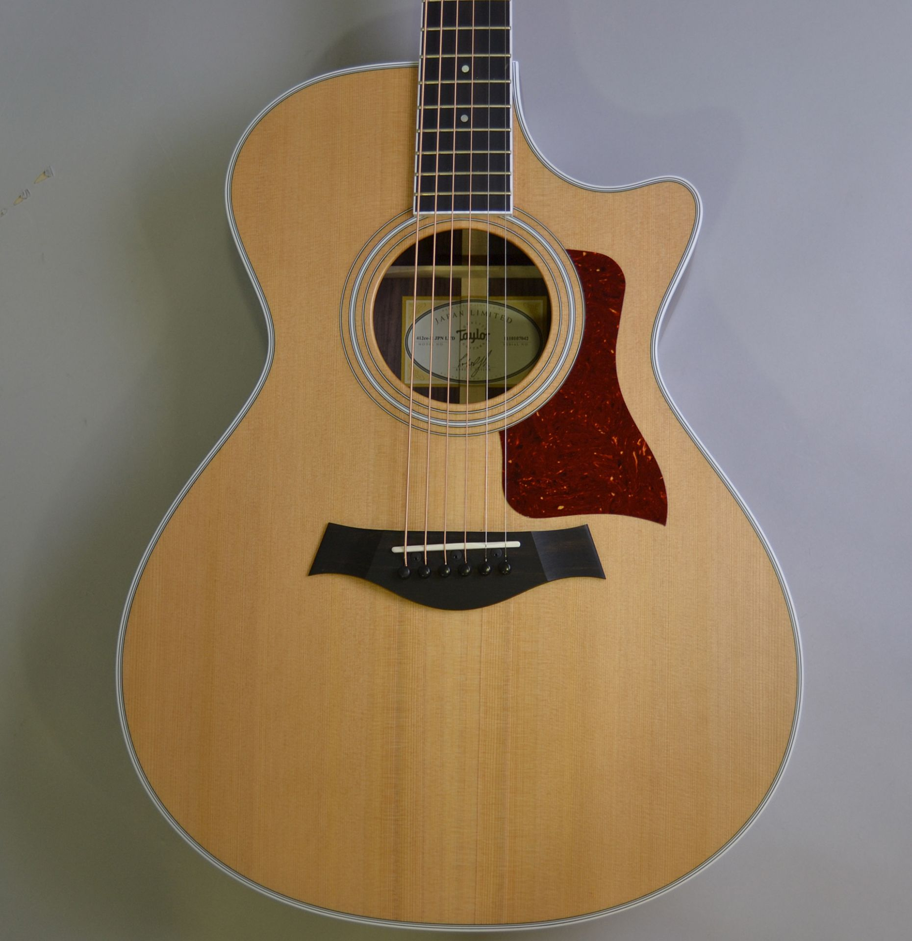 412ce Rosewood Japan Limited 2017のヘッド裏-アップ画像
