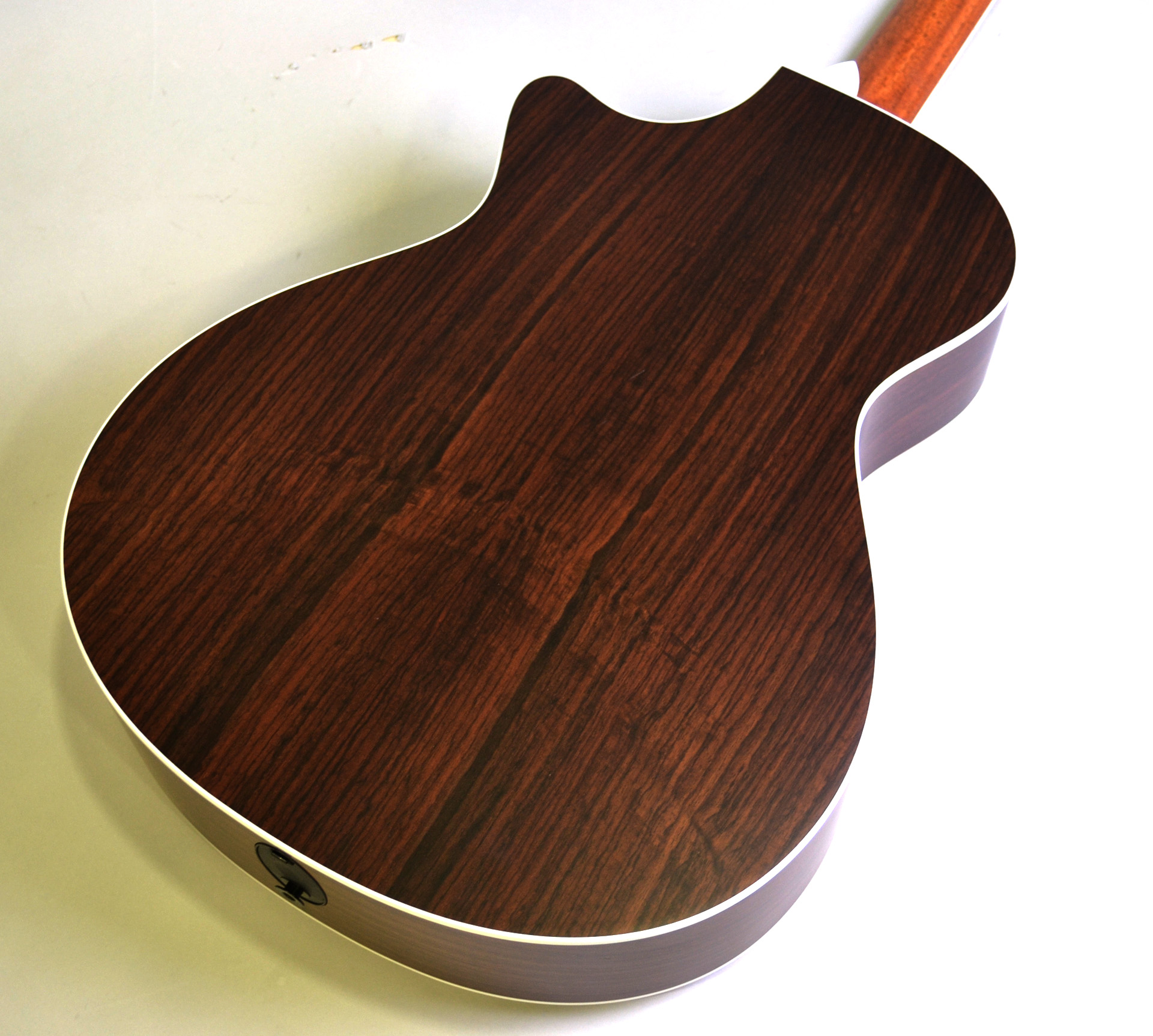 412ce Rosewood Japan Limited 2017の指板画像