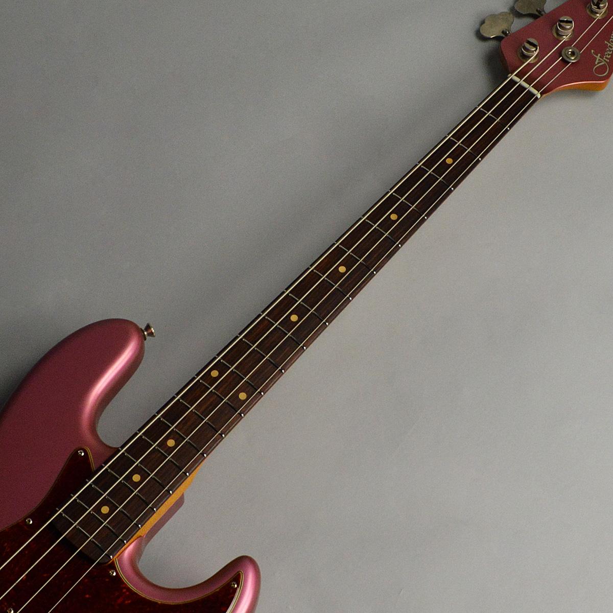 RSJB / Retro Spective Jazz Bassの指板画像