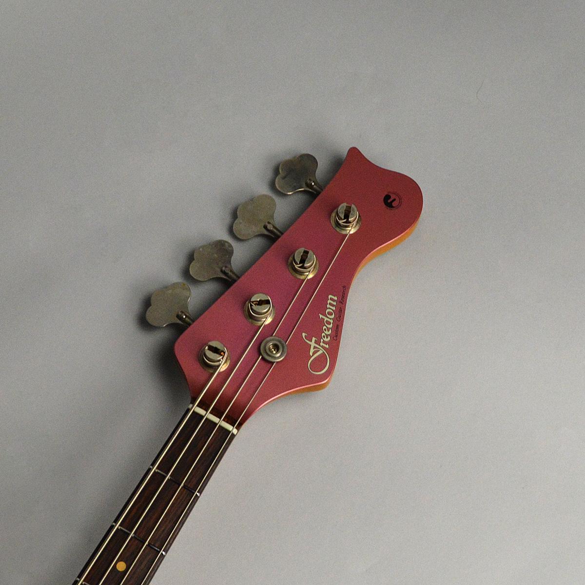 RSJB / Retro Spective Jazz Bassのヘッド画像