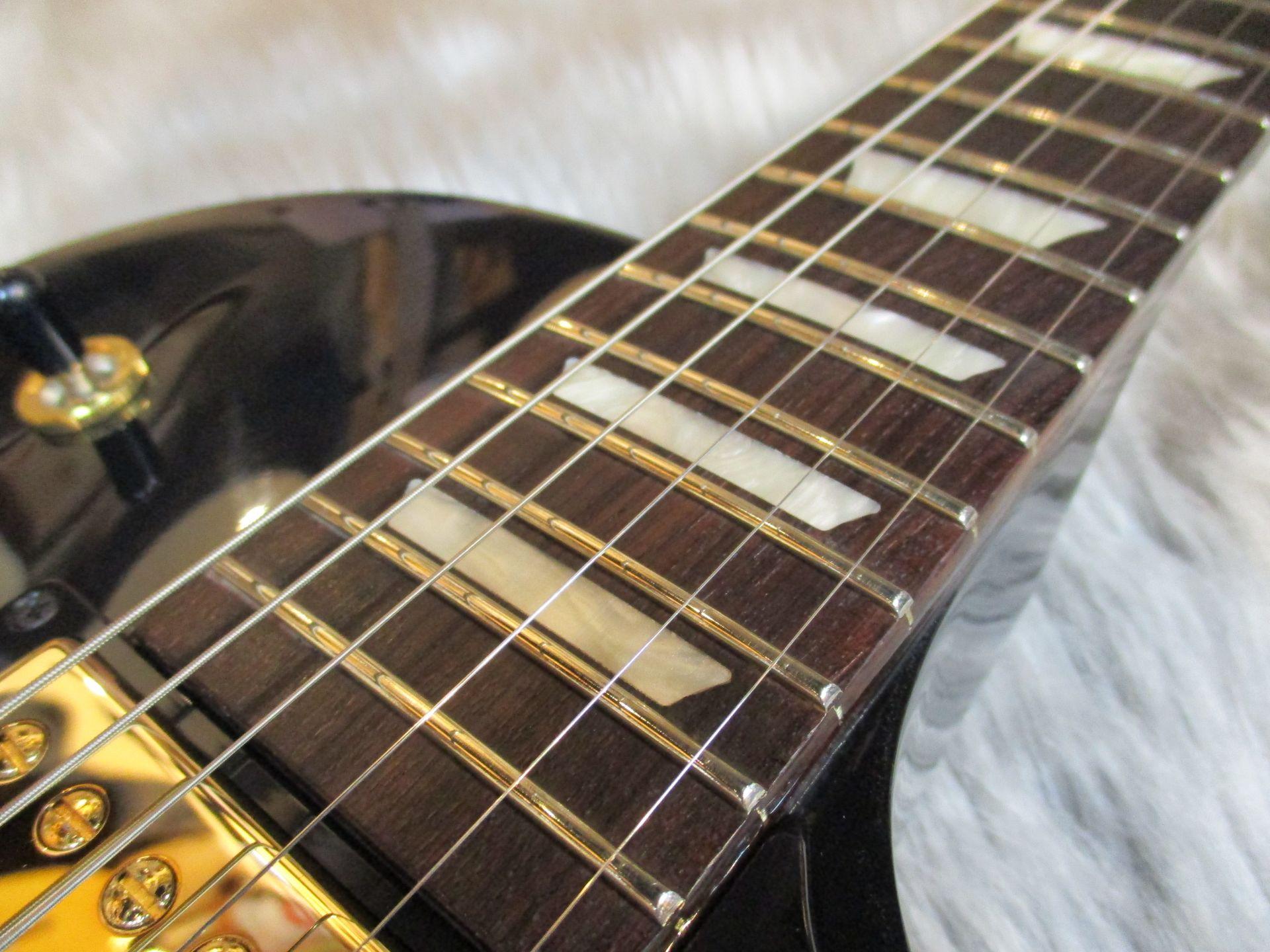 LTD Les Paul Studio GHの指板画像