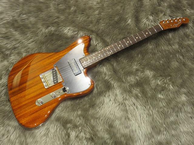 Fender Mahogany Offset TL