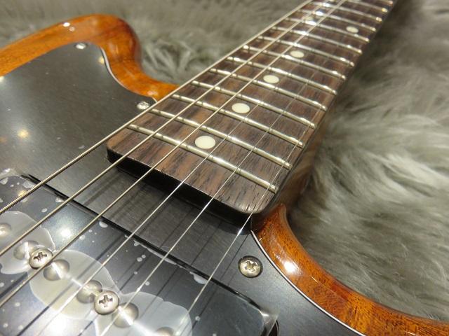Fender Mahogany Offset TLの指板画像