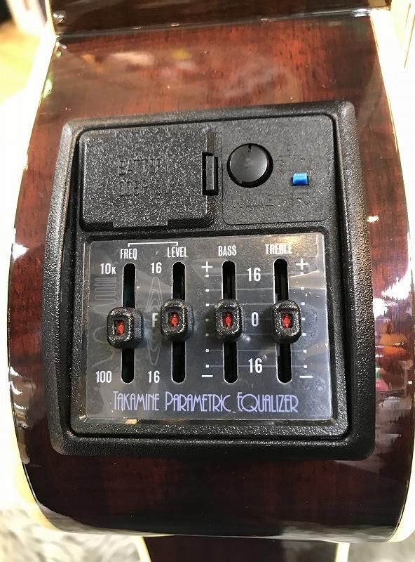 LTD-90の指板画像