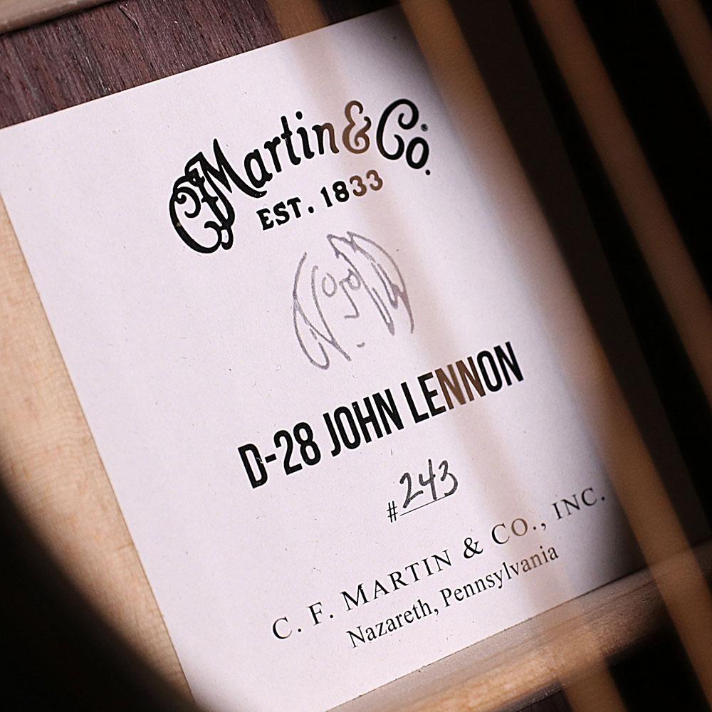 D-28 John Lennonの全体画像(縦)