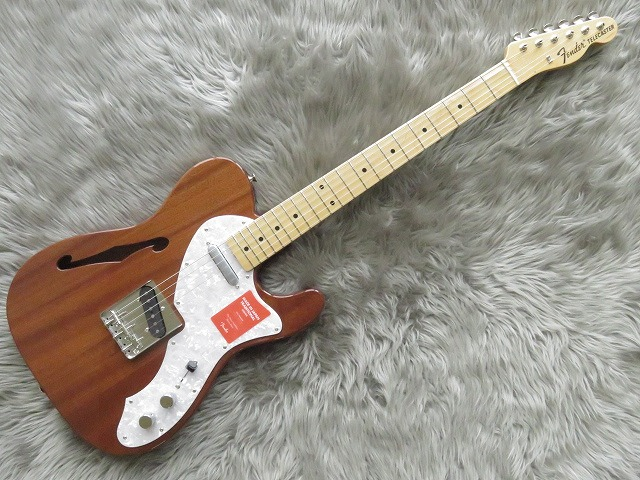 TRADITIONAL 69 TELECASTER® THINLINEのボディトップ-アップ画像