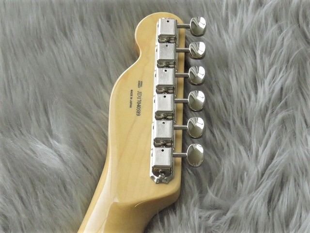 TRADITIONAL 69 TELECASTER® THINLINEのヘッド裏-アップ画像