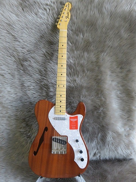 TRADITIONAL 69 TELECASTER® THINLINEの全体画像(縦)