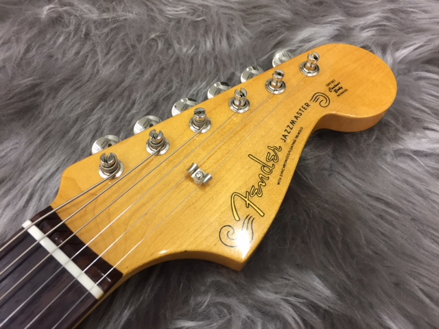 Japan Exclusive Classic 60s Jazzmasterのヘッド画像