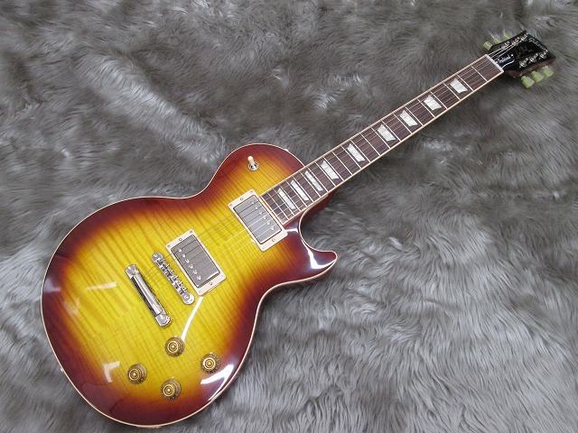 Les Paul Traditional 2017の全体画像