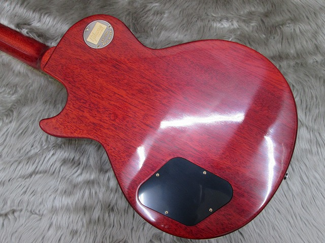 SH 1959 Les Paul VOSのボディバック-アップ画像