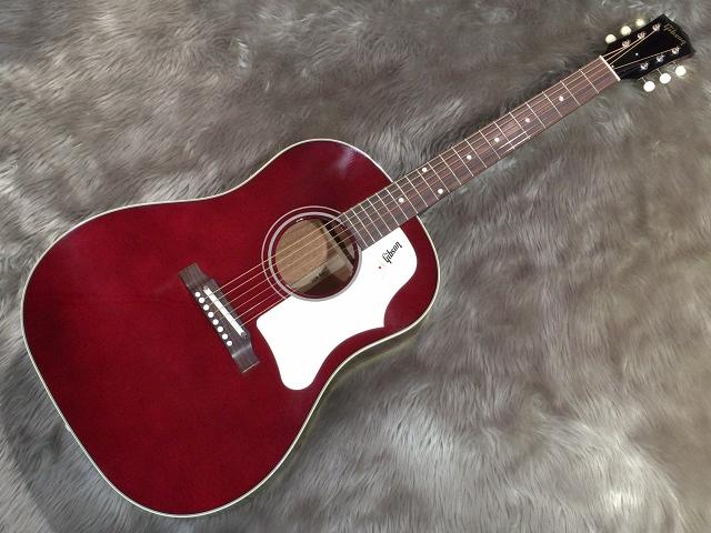 60s J-45 WINE RED ADJ