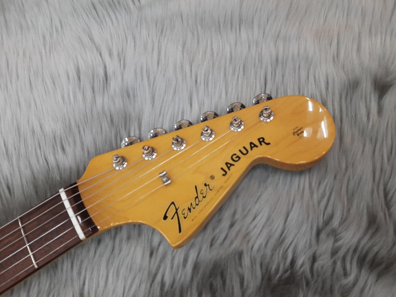 Japan Exclusive Classic 60S Jaguarのヘッド画像