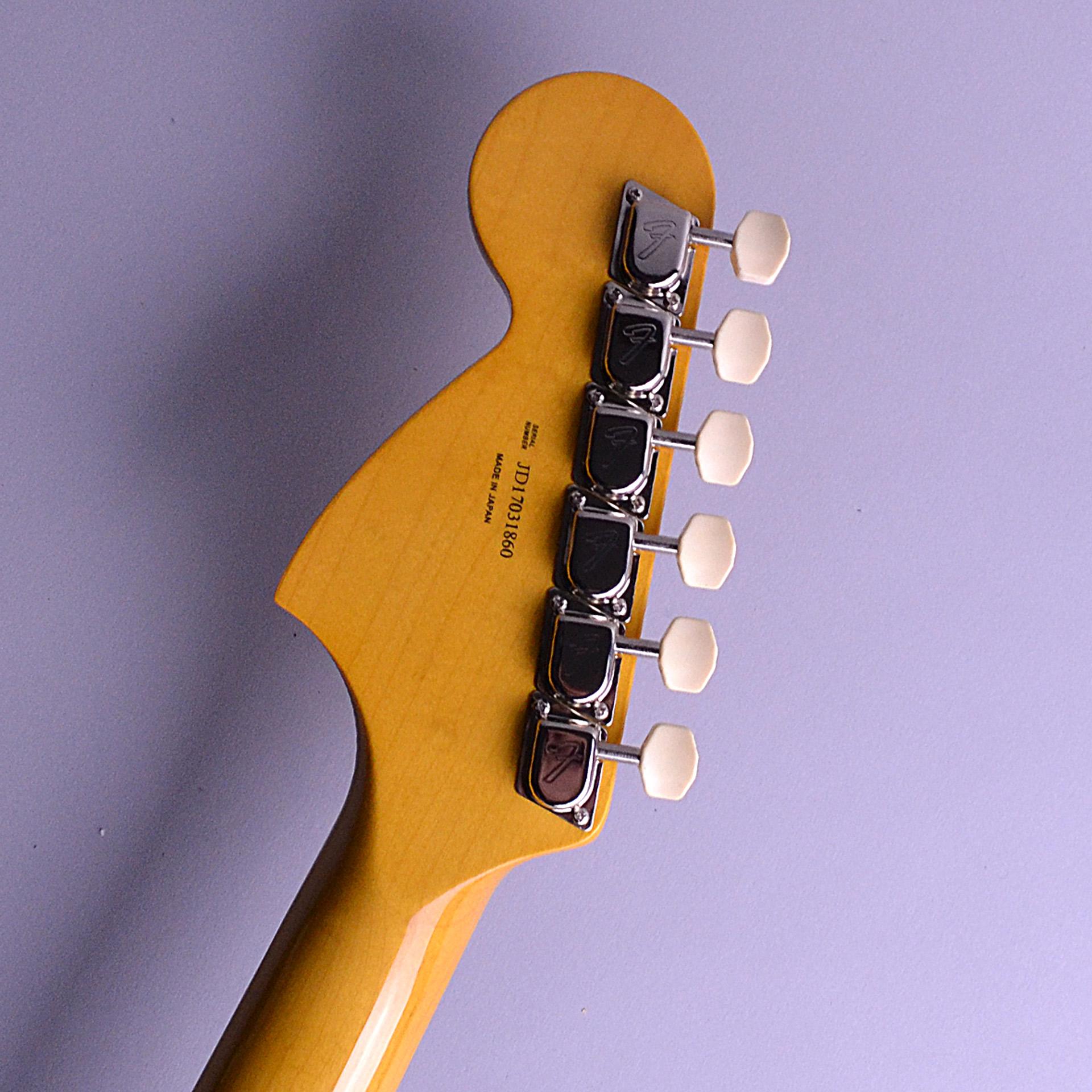 TRAD 60S MUSTANGのヘッド裏-アップ画像