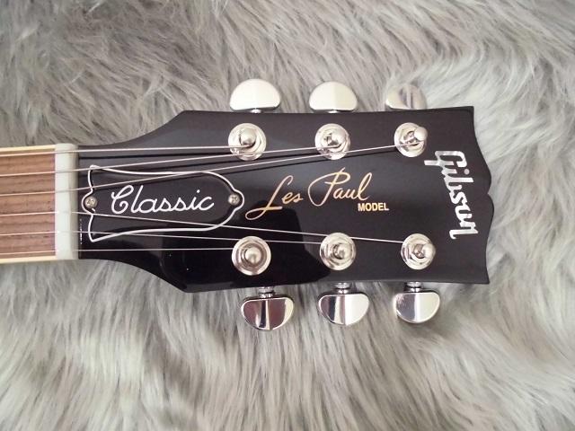 LesPaulClassic T2017のヘッド画像