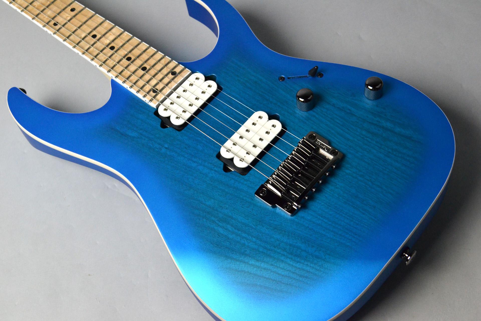RG652AHMFS-AMF Aqua Blue Metallic Burst Flatのケース・その他画像