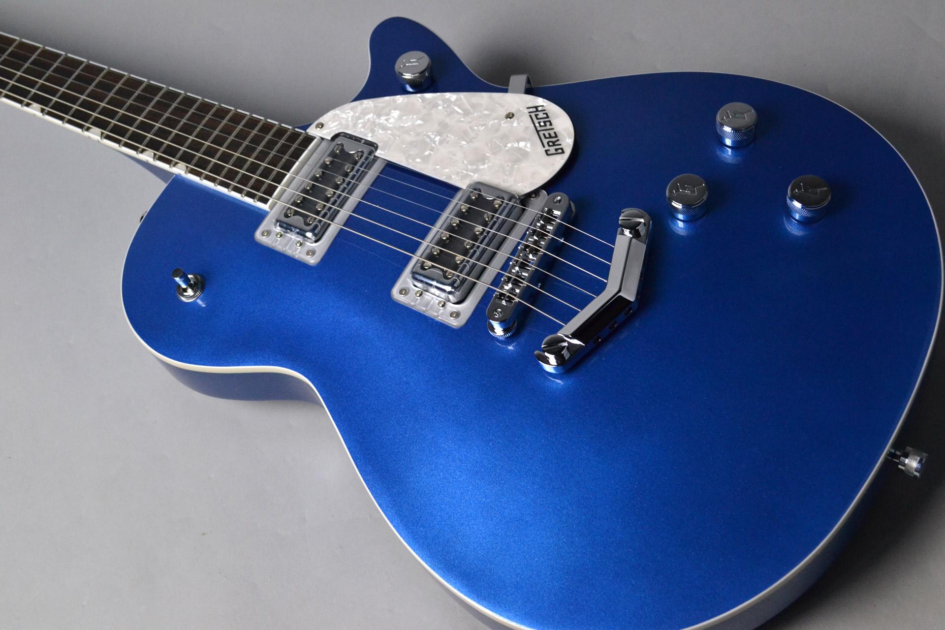 G5435 Limited Edition Electromatic Pro Jet™, Fairlane Blueの全体画像(縦)