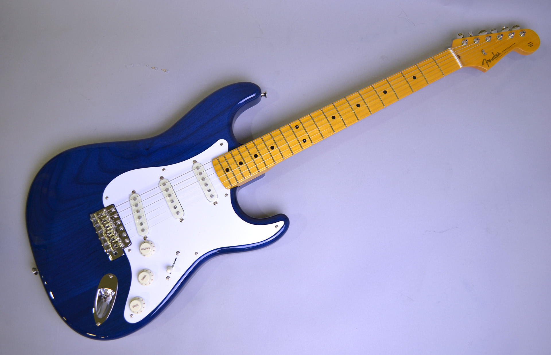 MADE IN JAPAN TRADITIONAL 58 STRATOCASTERのボディトップ-アップ画像