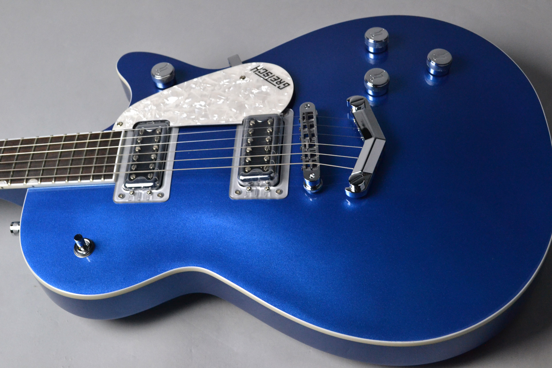 G5435 Limited Edition Electromatic Pro Jet™, Fairlane Blueのケース・その他画像