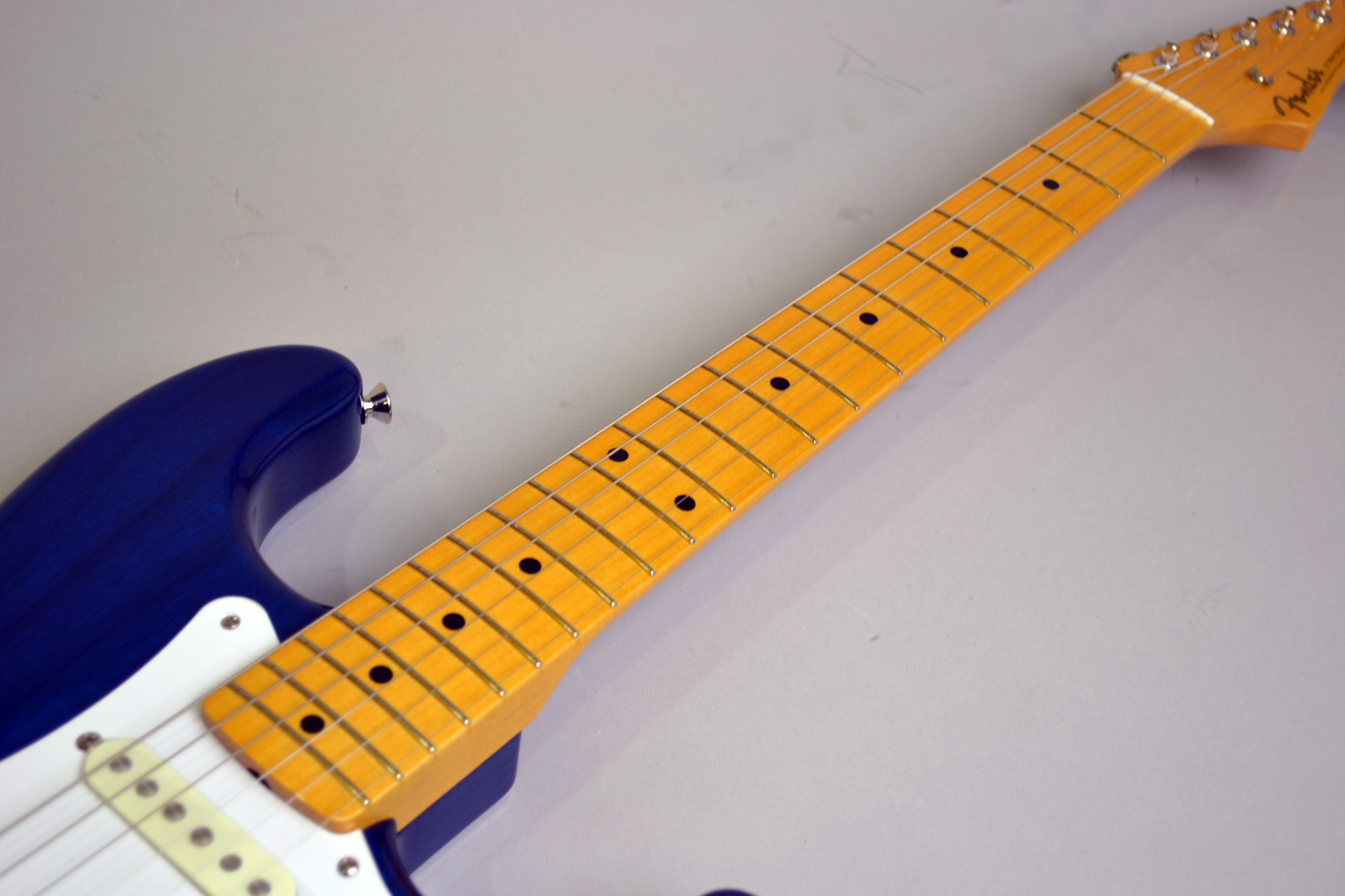 MADE IN JAPAN TRADITIONAL 58 STRATOCASTERのボディバック-アップ画像