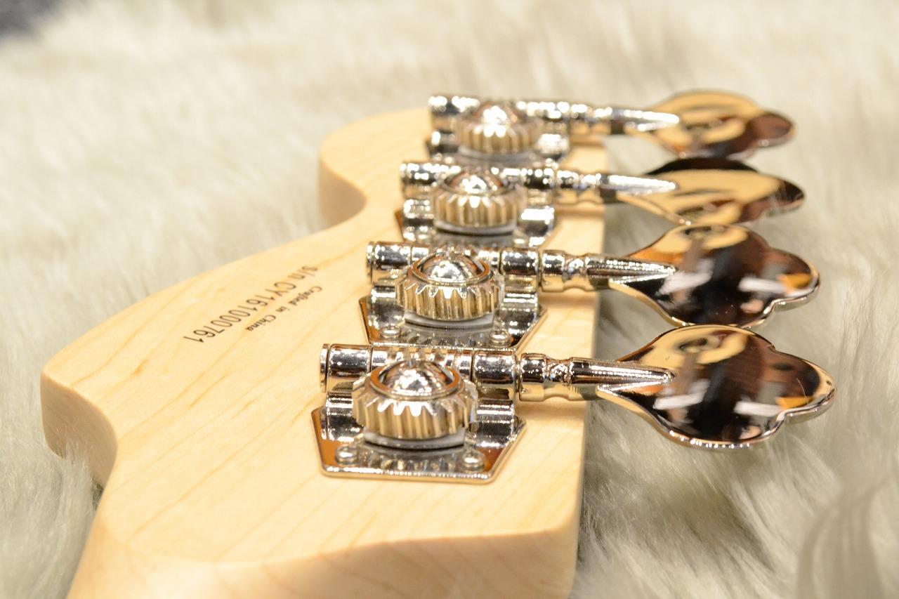 AFFINITY PJ BASS BWB PGのヘッド裏-アップ画像