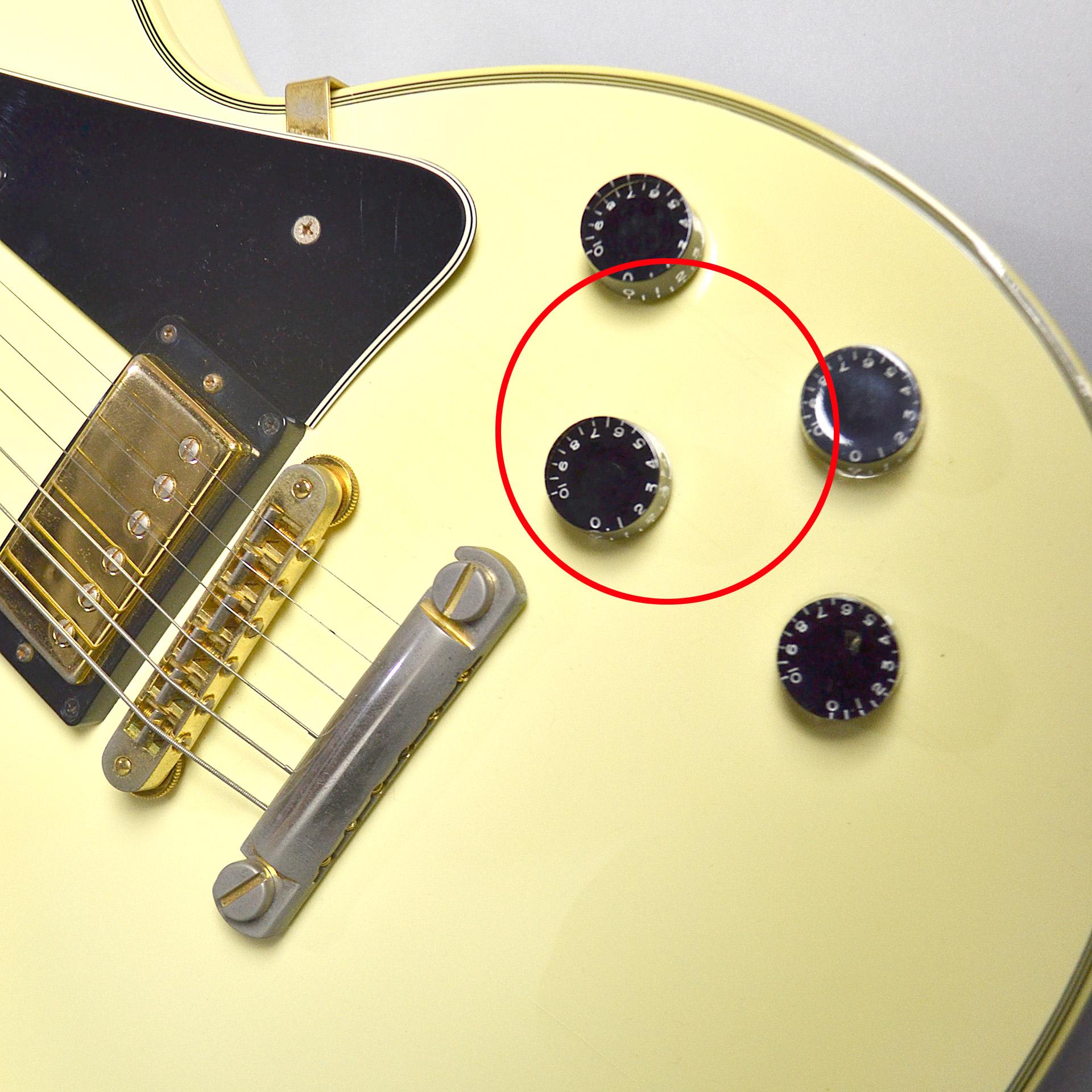 Les Paul Custom 99のケース・その他画像