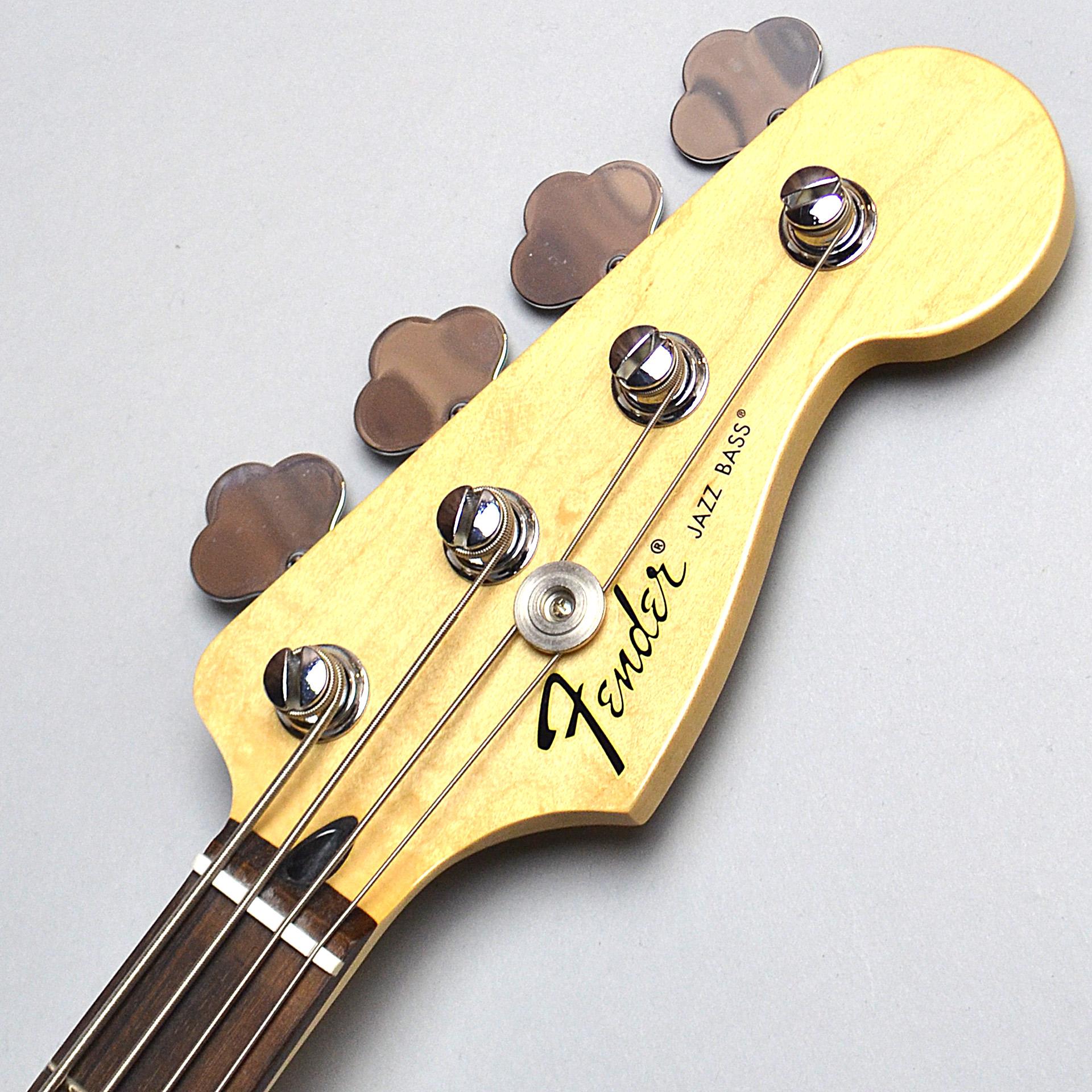 MEX Standard Jazzbassのヘッド画像