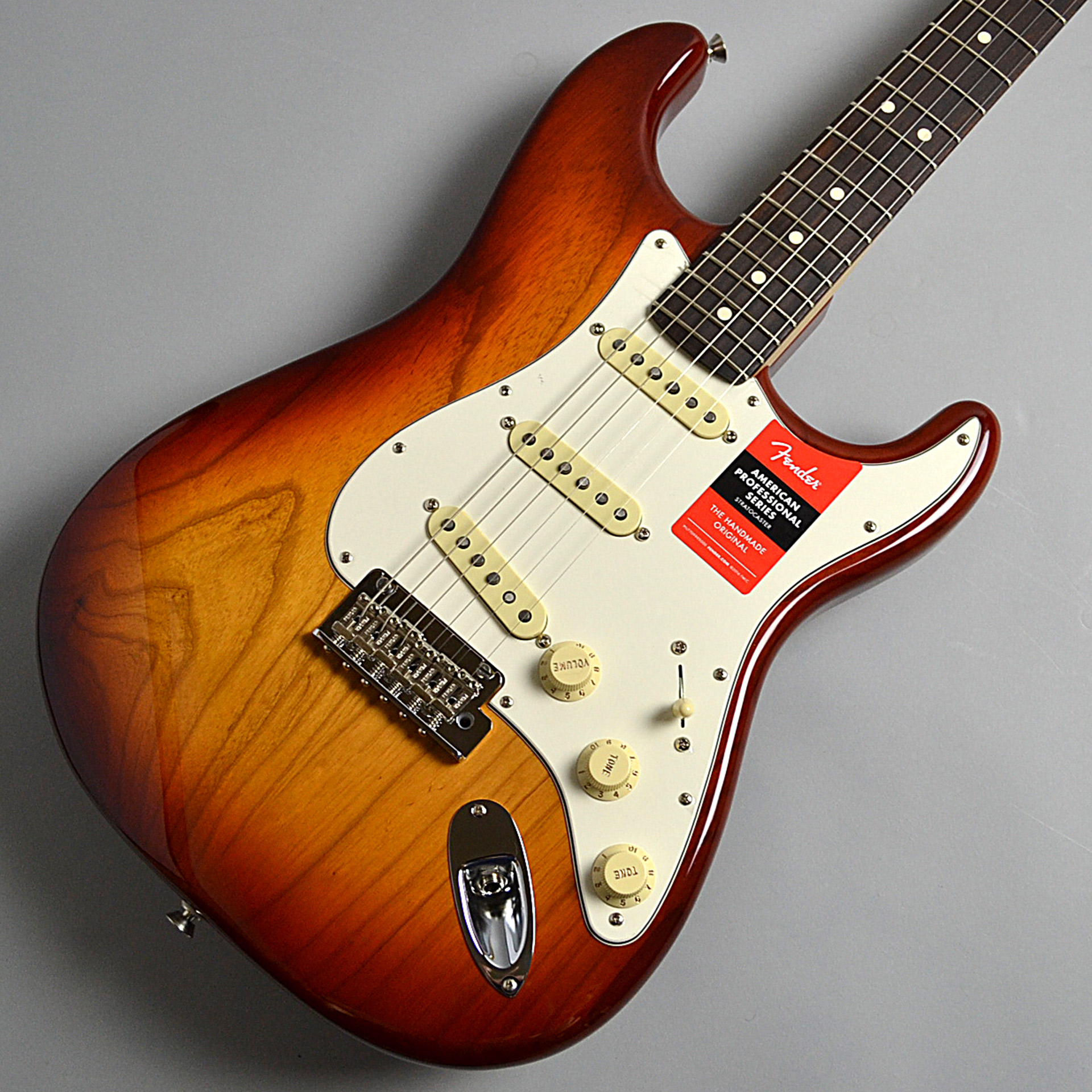 American Professional Stratcasterのボディトップ-アップ画像