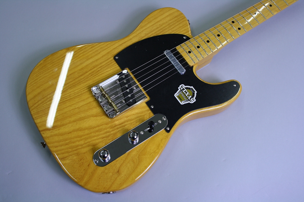 Japan Exclusive CLASSIC 50S TELE TEXAS SPECIALのボディトップ-アップ画像