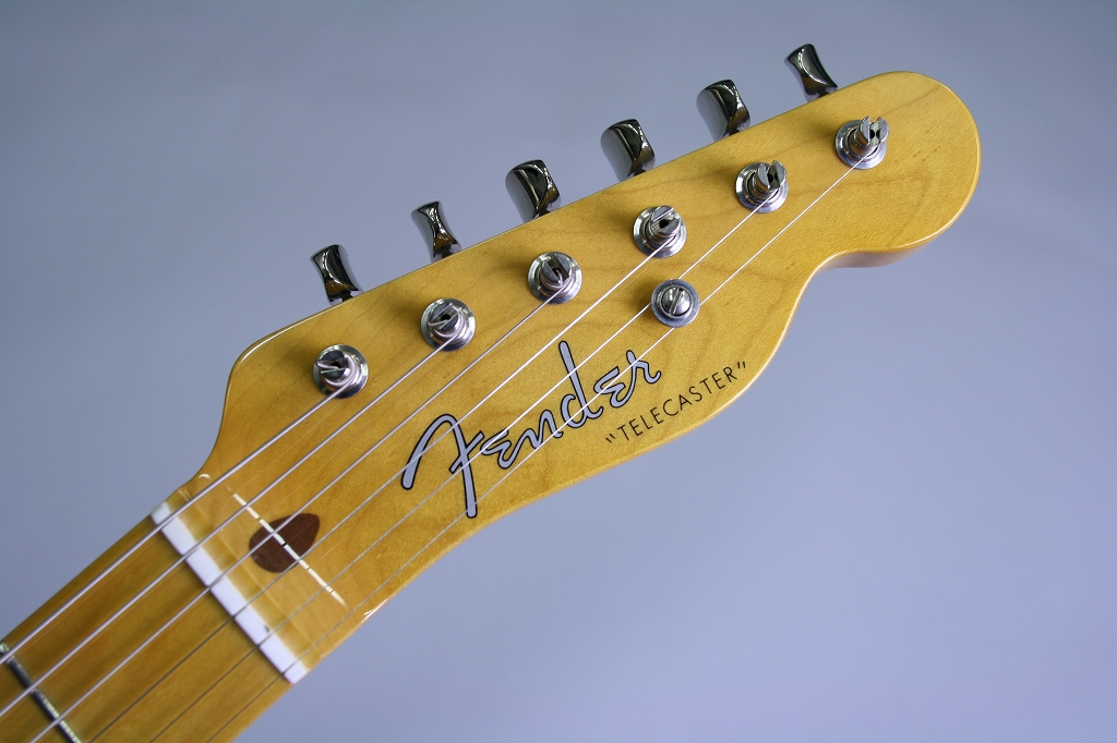 Japan Exclusive CLASSIC 50S TELE TEXAS SPECIALのヘッド画像