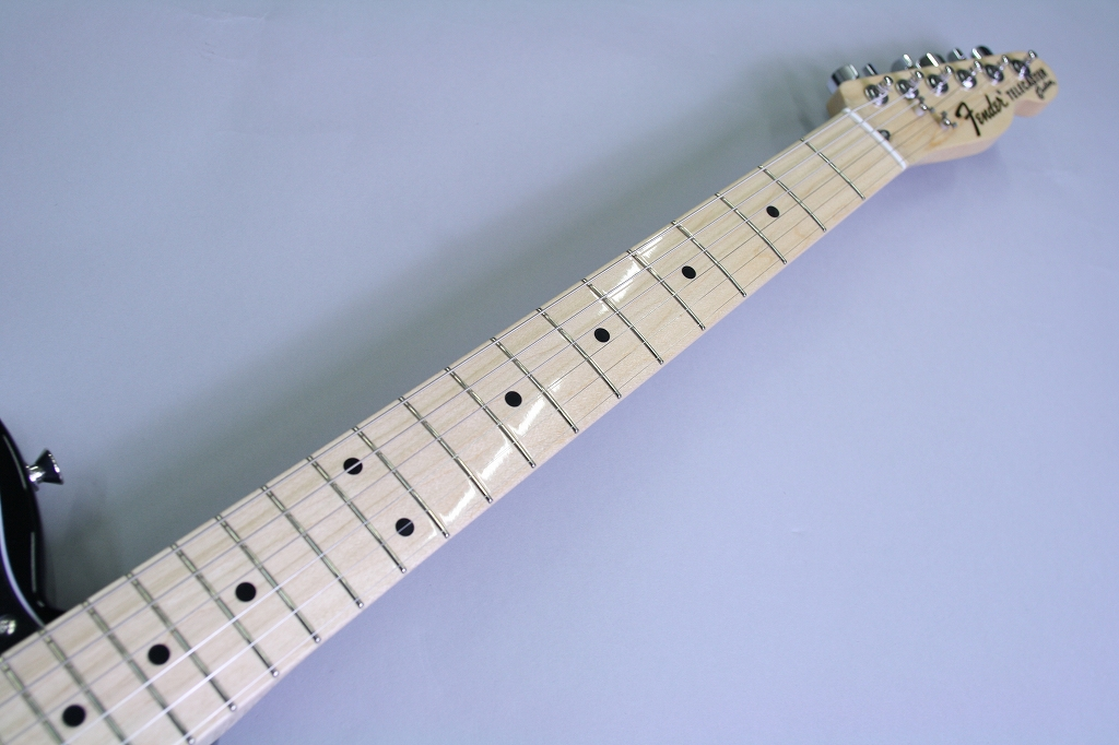 Made in Japan Traditional 70s Telecaster Customの指板画像