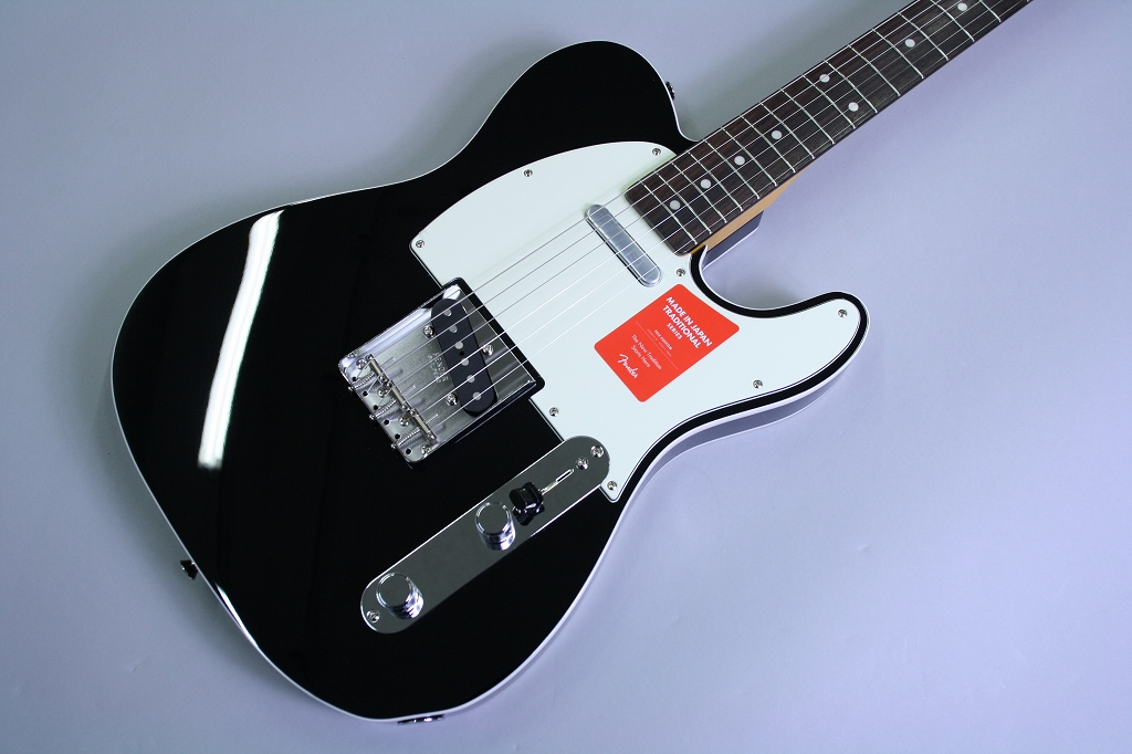 Made in Japan Traditional 60s Telecaster Customのボディトップ-アップ画像