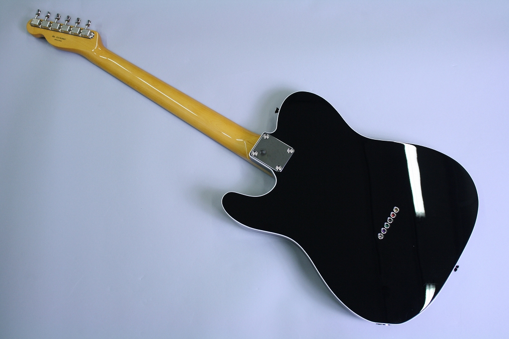 Made in Japan Traditional 60s Telecaster Customのボディバック-アップ画像