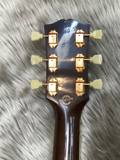 60s HUMMINGBIRD VOSのヘッド裏-アップ画像