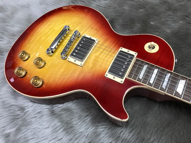 LP Traditional Plus 2017 Limitedのボディトップ-アップ画像