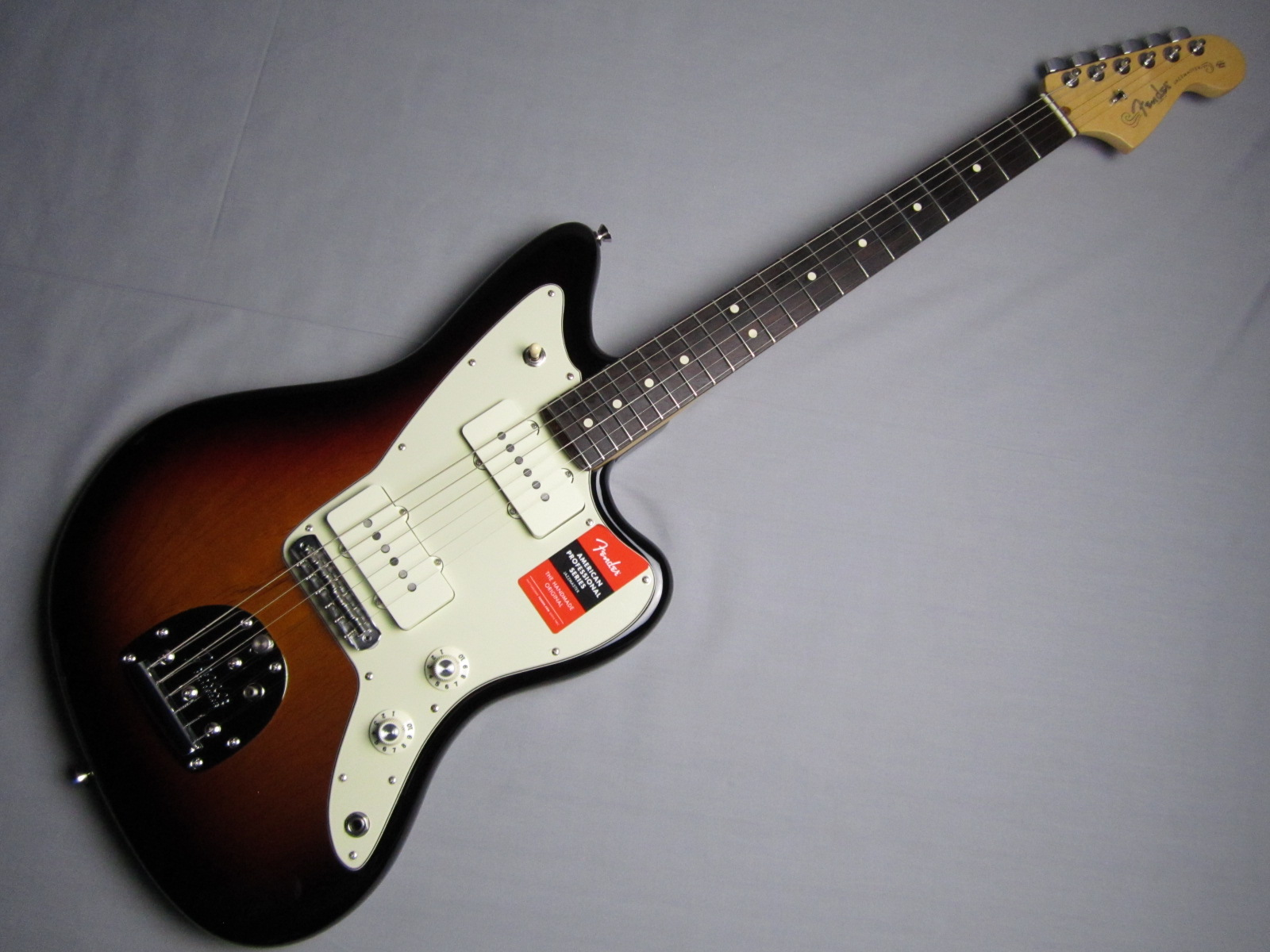 American Pro Jazzmaster Rosewood Fingerboardのボディトップ-アップ画像
