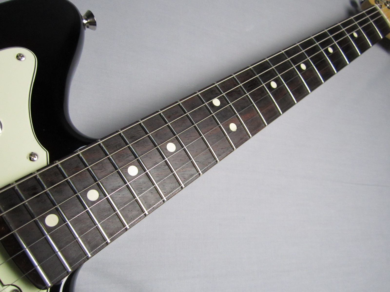 American Pro Jazzmaster Rosewood Fingerboardの指板画像