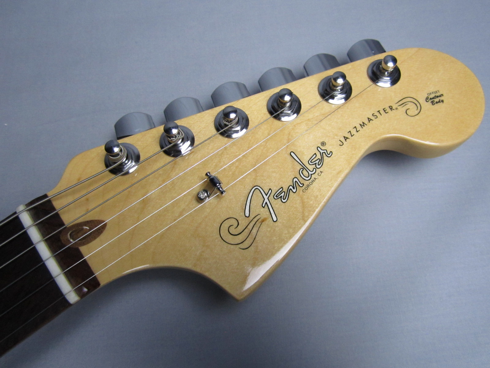 American Pro Jazzmaster Rosewood Fingerboardのヘッド画像