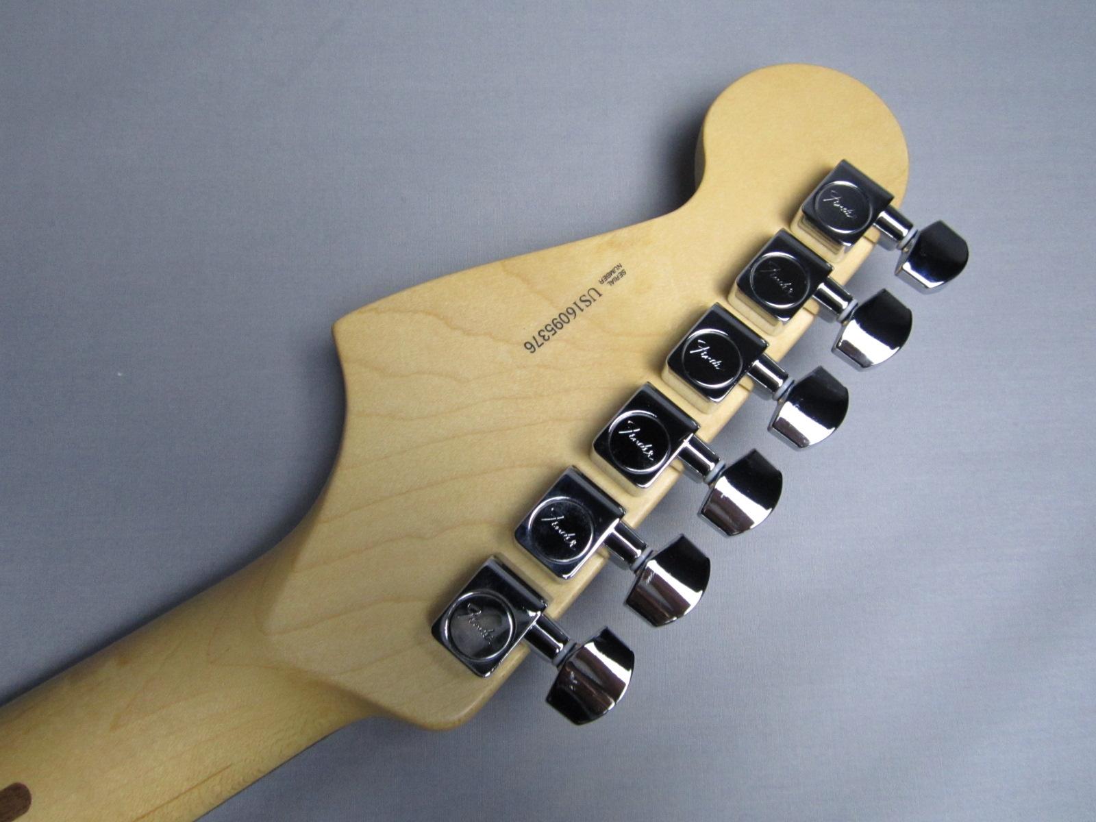 American Pro Jazzmaster Rosewood Fingerboardのヘッド裏-アップ画像