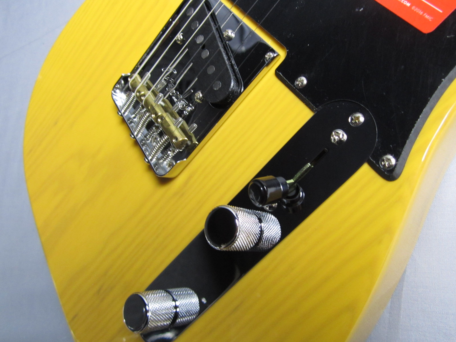 American Pro Telecaster Maple Fingerboard のケース・その他画像