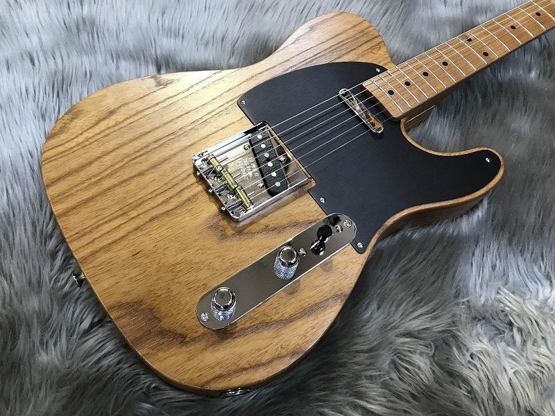 Limited Roasted Ash 52 Telecaster®