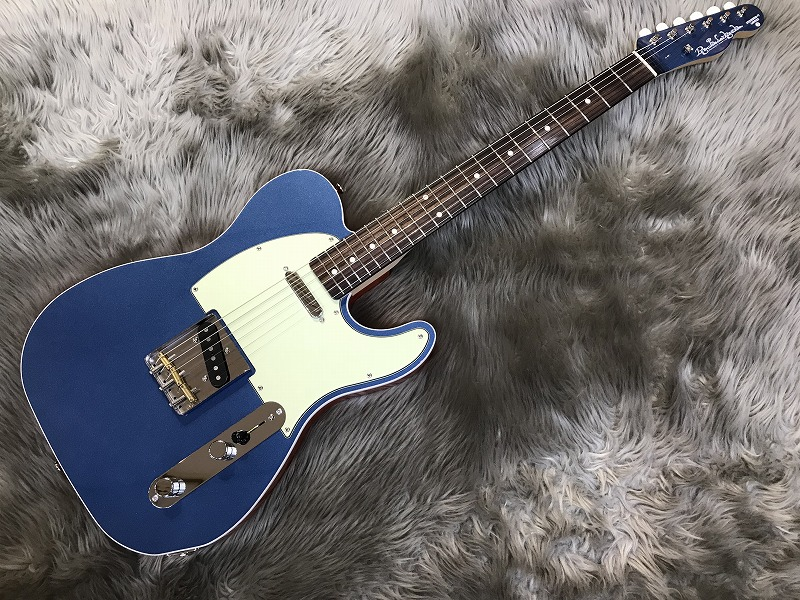 Standard-T 2S Pacific Blue Metallic【2本限定生産】のボディトップ-アップ画像