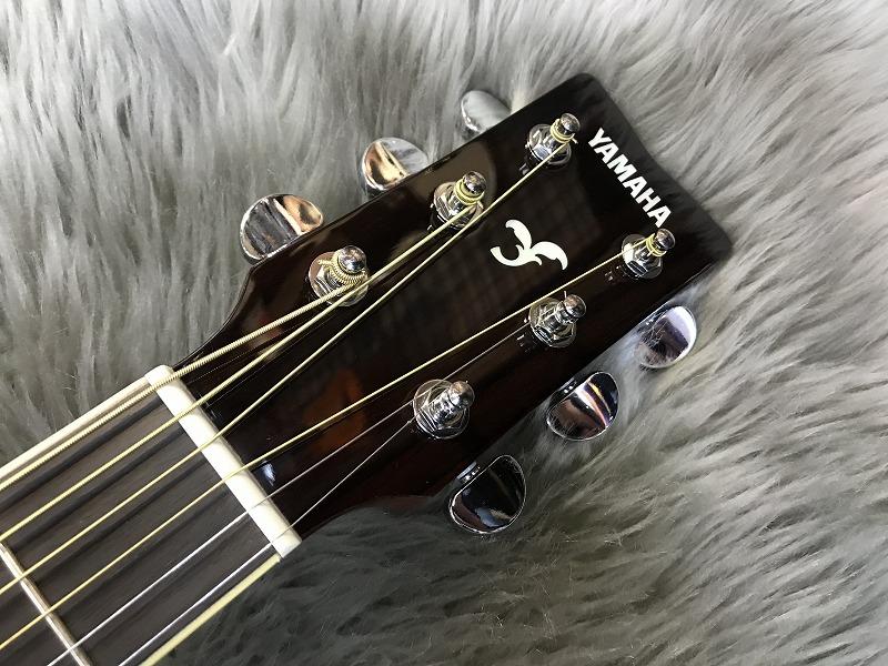 FS-TA トランスアコースティック™ギターのヘッド画像